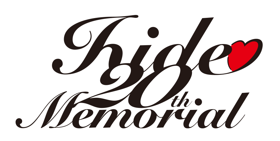 hide 20 th memorial SUPER LIVE 『SPIRITS』