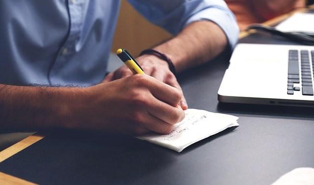 やりたい事をノートに書き出す 自己啓発