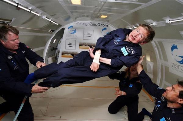 スティーブンホーキング博士 宇宙への情熱