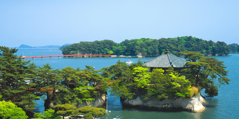 旅行 宮城県 松島