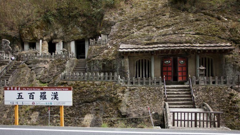 島根県 世界遺産 羅漢寺五百羅漢