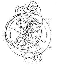 都市伝説アンティキティラ島の機械