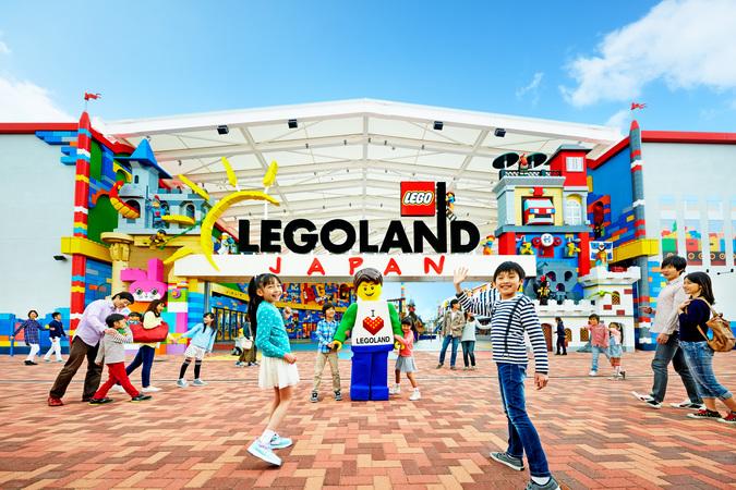 レゴランドジャパンの新入場料価格