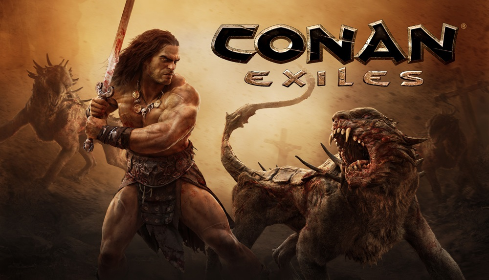PS4タイトルConan Outcasts