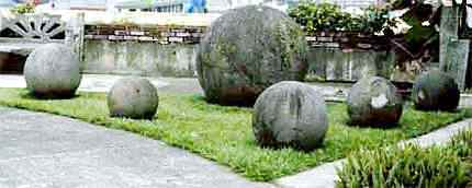 コスタリカの石球