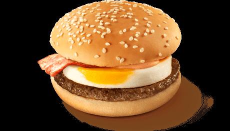 マクドナルド 期間限定 月光バーガー ビーフパティ3倍