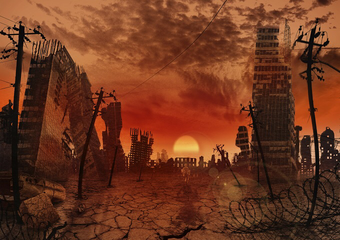 日月神示 預言 自然災害