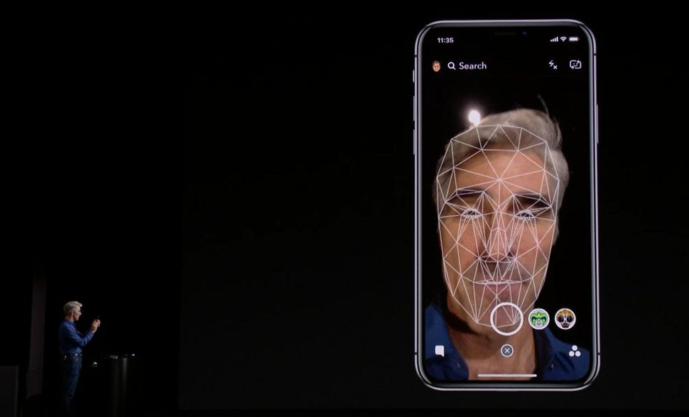 iPhone FaceID 都市伝説