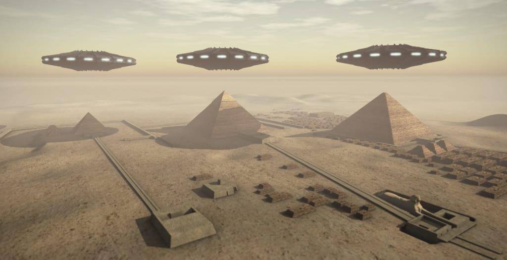 シリウス星人は古代エジプト人に医療や天文学の知識を与えた