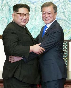 ノーベル平和賞 南北首脳
