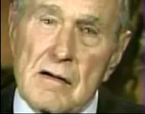 ブッシュ大統領もレプティリアン