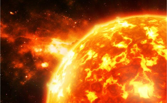 太陽153日間活動停止