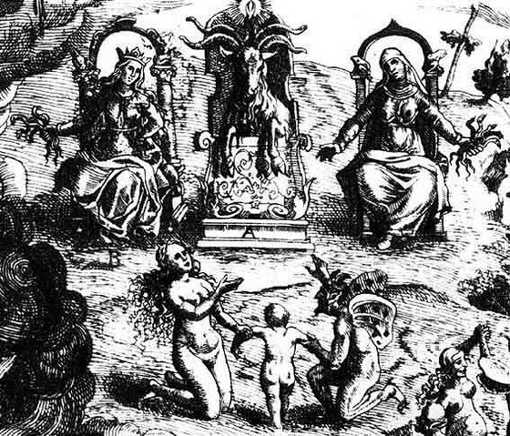 悪魔崇拝組織