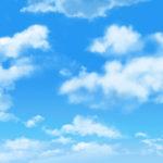 綺麗な青空