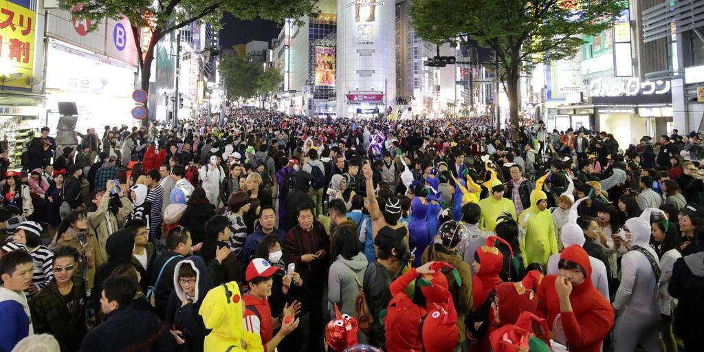 2018 渋谷ハロウィン