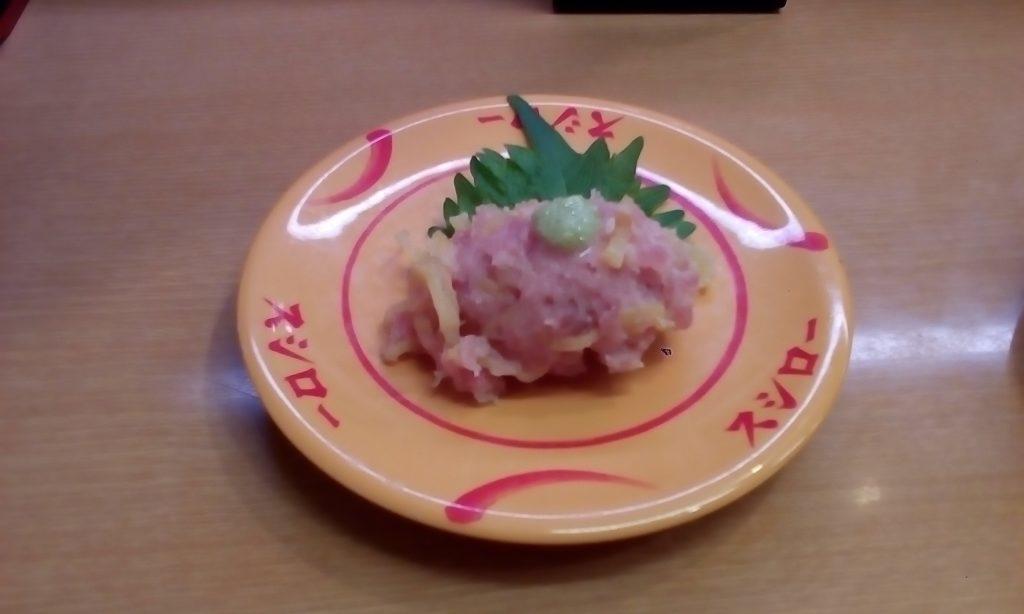 【スシロー】美味な寿司ネタの発案に感動