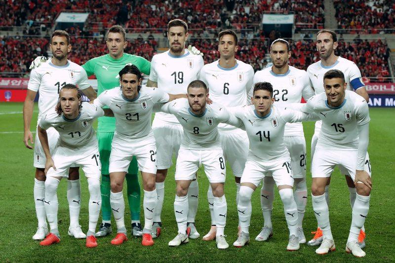 FIFAランク5位の強豪国ウルグアイに勝利!新生・森保JAPANが強すぎるw