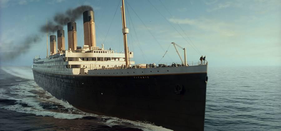 【朗報】タイタニック号が復活!あの幻の豪華客船の旅が再実現へ!