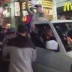 【えーーー!?】渋谷ハロウィンの軽トラ横転事故の被害者→自業自得だと話題にwww