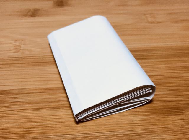 【これは凄い】紙一枚を折るだけで財布を作ってしまう動画が素敵と話題に!!!考えた人すげぇぇぇ