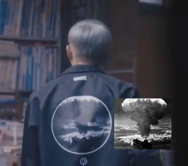 【もうだめだ】BTS(防弾少年団)メンバー、原爆Tだけでなく『原爆ジャンパー』を着ていた事が発覚した模様www