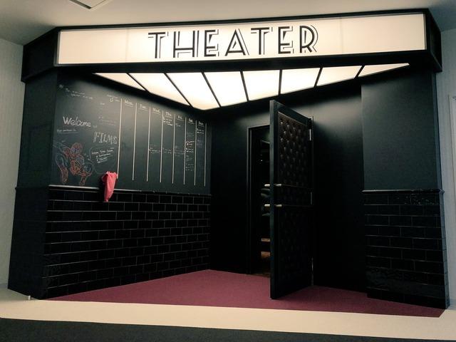 【アパートの中に映画館だと!?】家の中に映画館『FILMS和光』が話題爆発!!!家賃6万程でコレいいなぁ