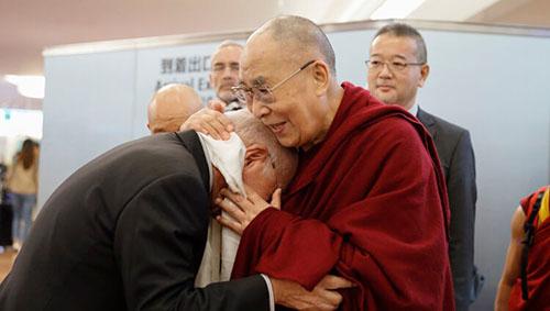 【ダライ・ラマ14世】2年前と同様に日本メディアは来日を報道せず・・・