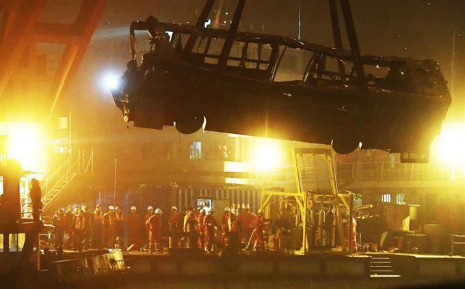 【中国】多数の犠牲者を出したバス転落事故の原因が判明!