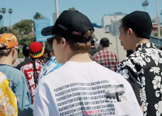 【原爆万歳Tシャツ】BTS防弾少年団が着用した問題のTシャツを作ったデザイナーが謝罪!➝謝る相手が完全に違う