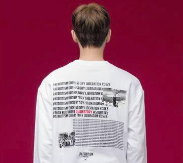 【原爆万歳Tシャツ】BTS防弾少年団が着用した問題のTシャツを作ったデザイナーが謝罪!➝謝る相手が完全に違うwww