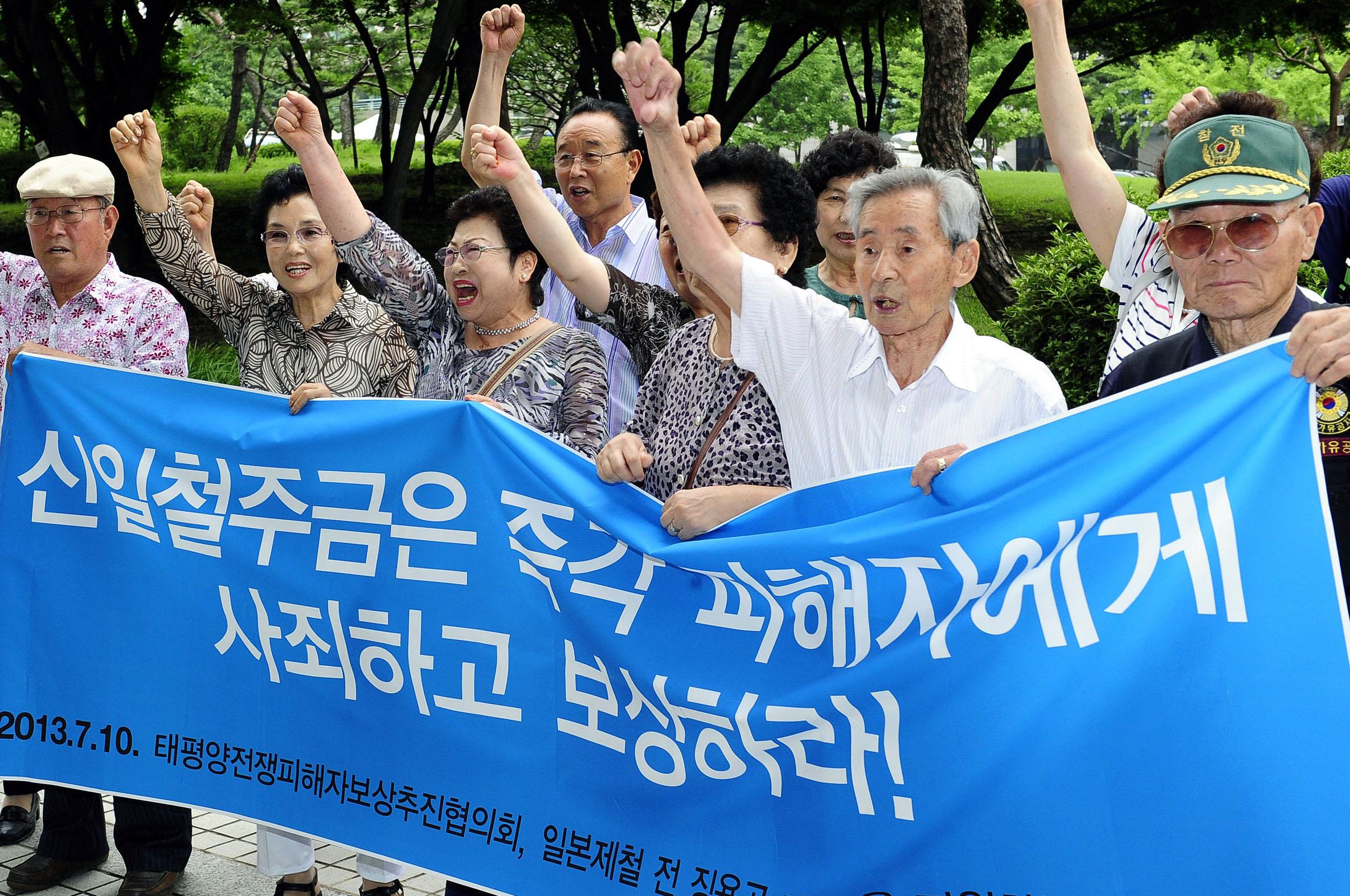 【徴用工問題】沈黙続ける韓国大統領府『国務総理室に任せてある。我々は関与しない』➝ほらでたwww