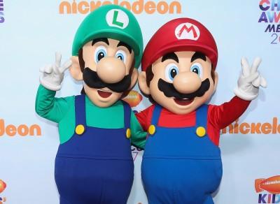 スーパーマリオの米アニメ映画化が決定