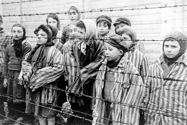 ナチス ユダヤ 歴史 収容所