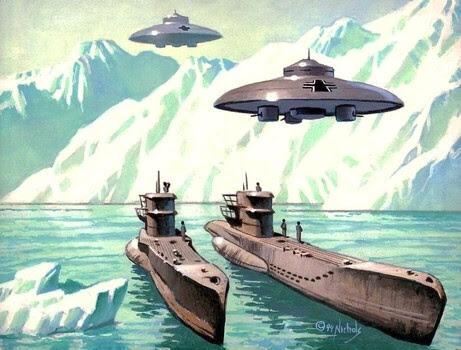 南極にナチスの基地が存在 説