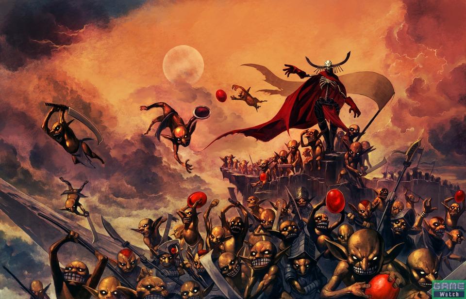 地獄の反乱
