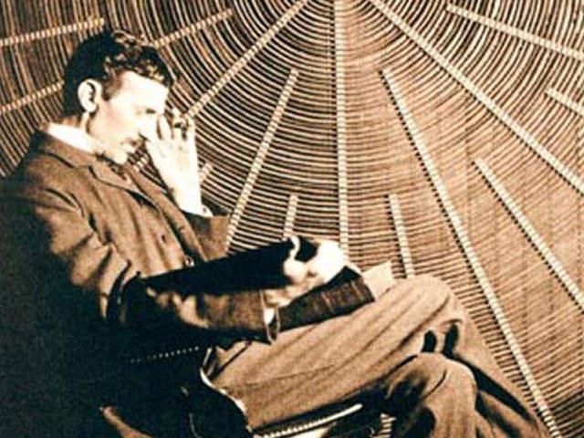 天才発明家 ニコラ・テスラ