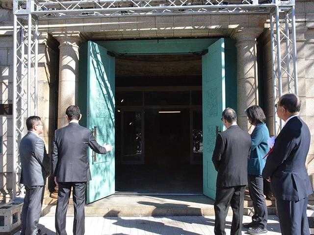 旧博物館動物園駅 一般公開 無料