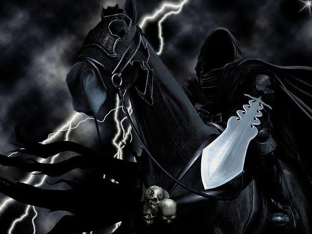 暗黒の騎士