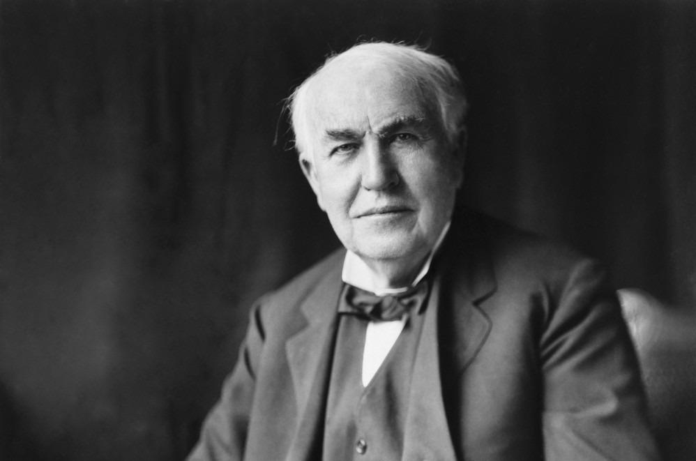 発明家 トーマスエジソン