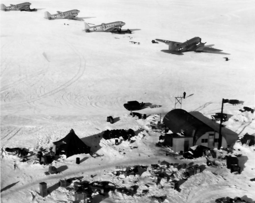 1947年 アメリカ ハイジャンプ作戦