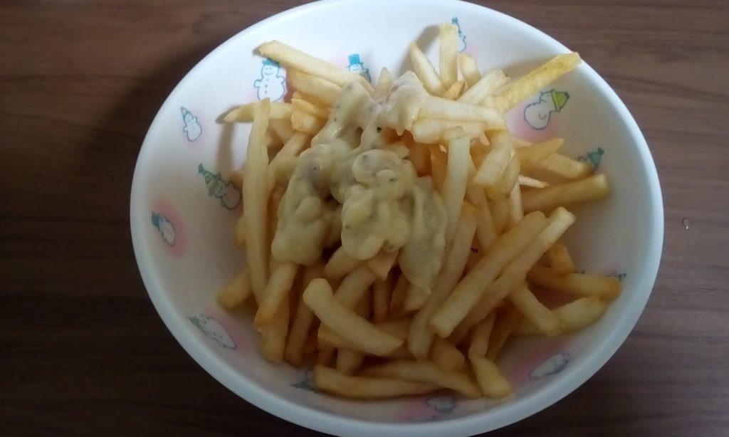 【美味】マクドのポテトが新革命!パスタじゃないポテト???