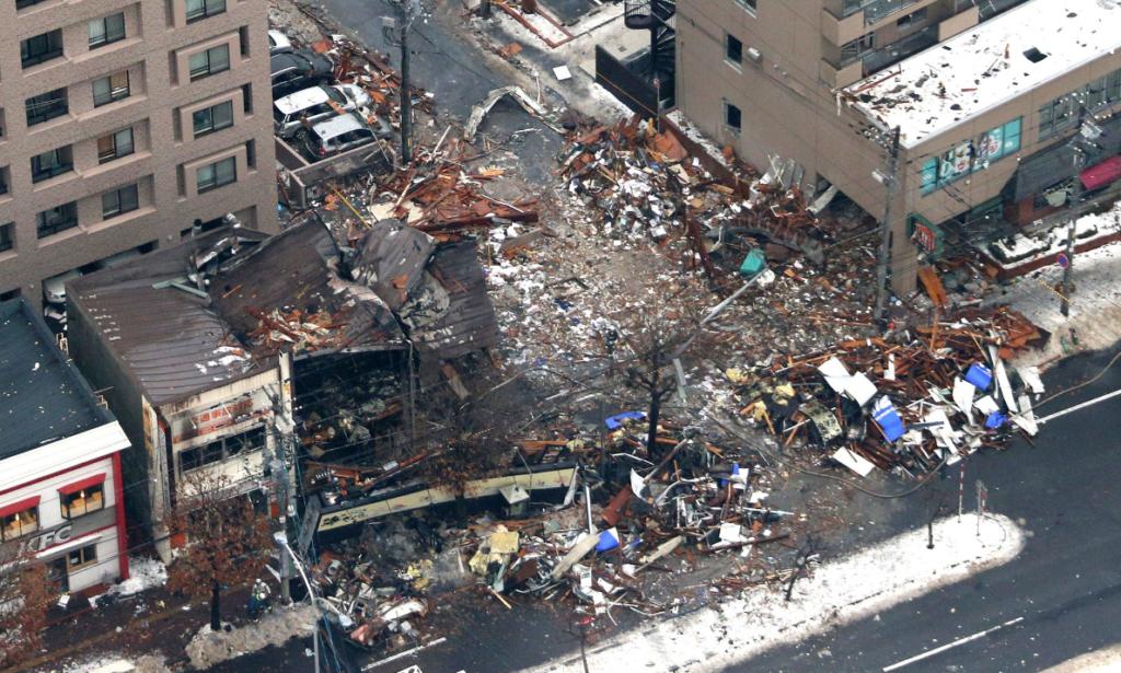 【衝撃】スプレー缶120本は全て新品‥札幌爆発事故の会見で明らかになった事とは