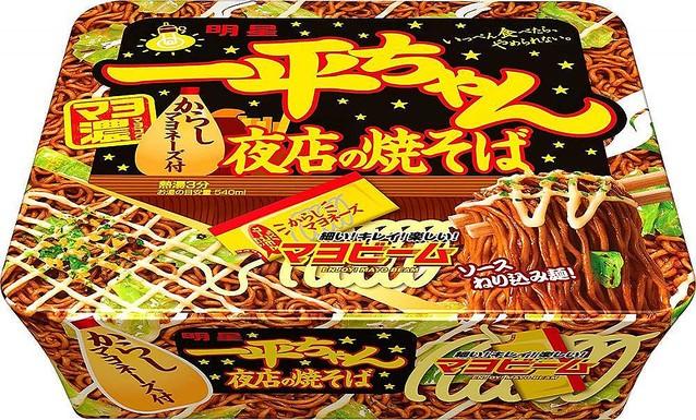 一平ちゃん 夜店の焼そば(明星食品)