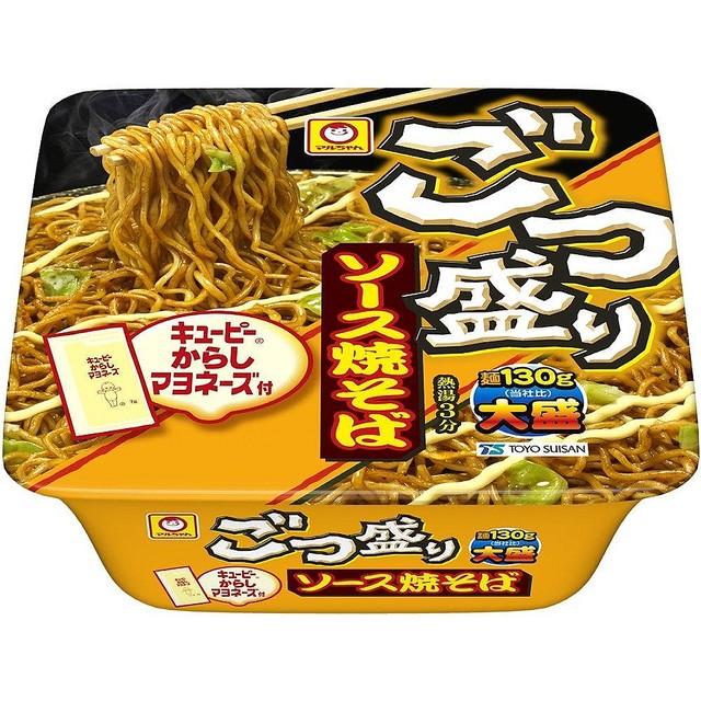 マルちゃん ごつ盛り ソース焼そば(東洋水産)