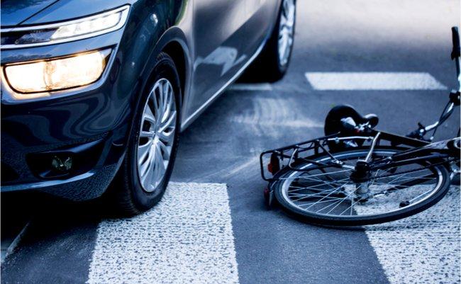 自転車 車 事故