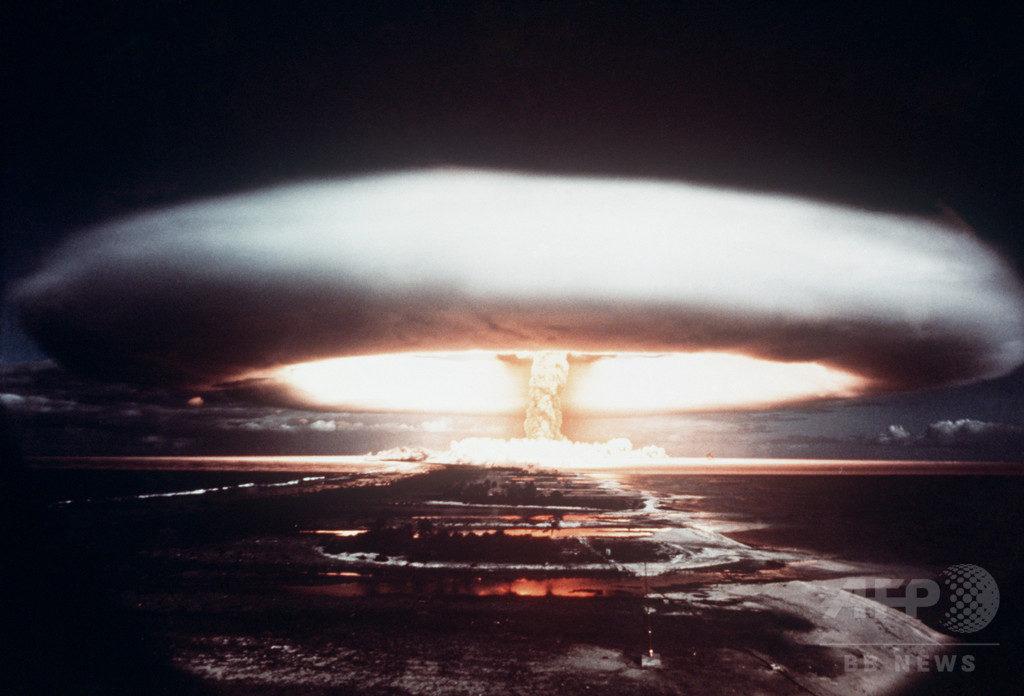 核兵器をビジネスに・・・