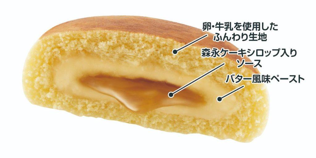 【神コラボ】森永製菓と井村屋のコラボ『ホットケーキまん』爆誕!1月14日から全国発売開始されるぞーw