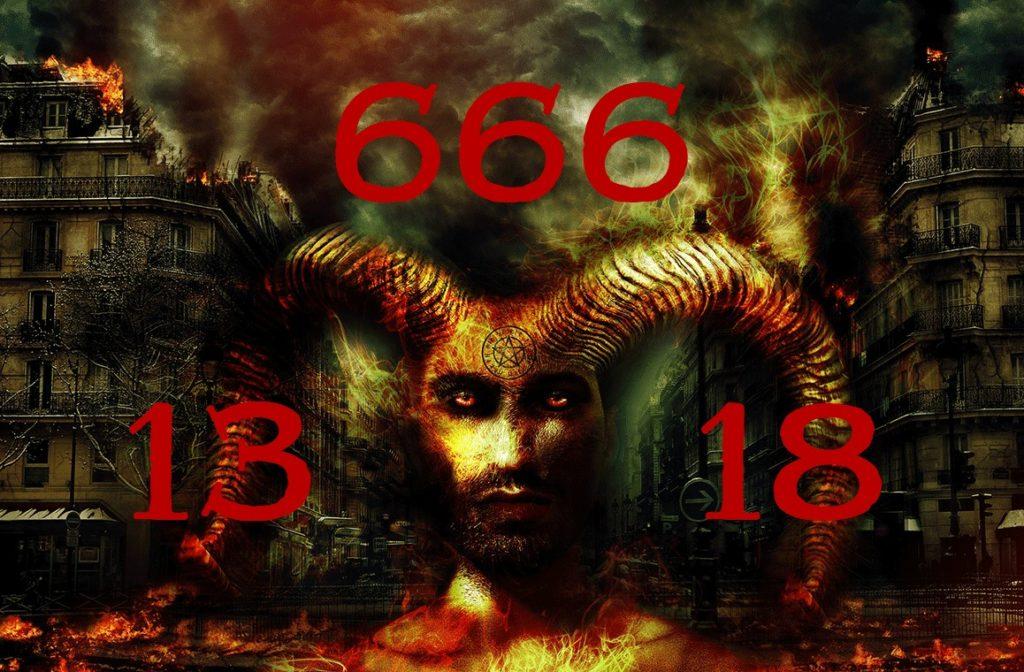 イルミナティー-悪魔崇拝-サタン