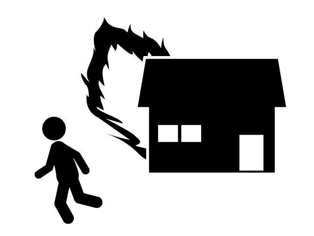 【理解不能】新築工事中の住宅に火をつけた男が放火容疑で逮捕…動機がむちゃくちゃだと話題に