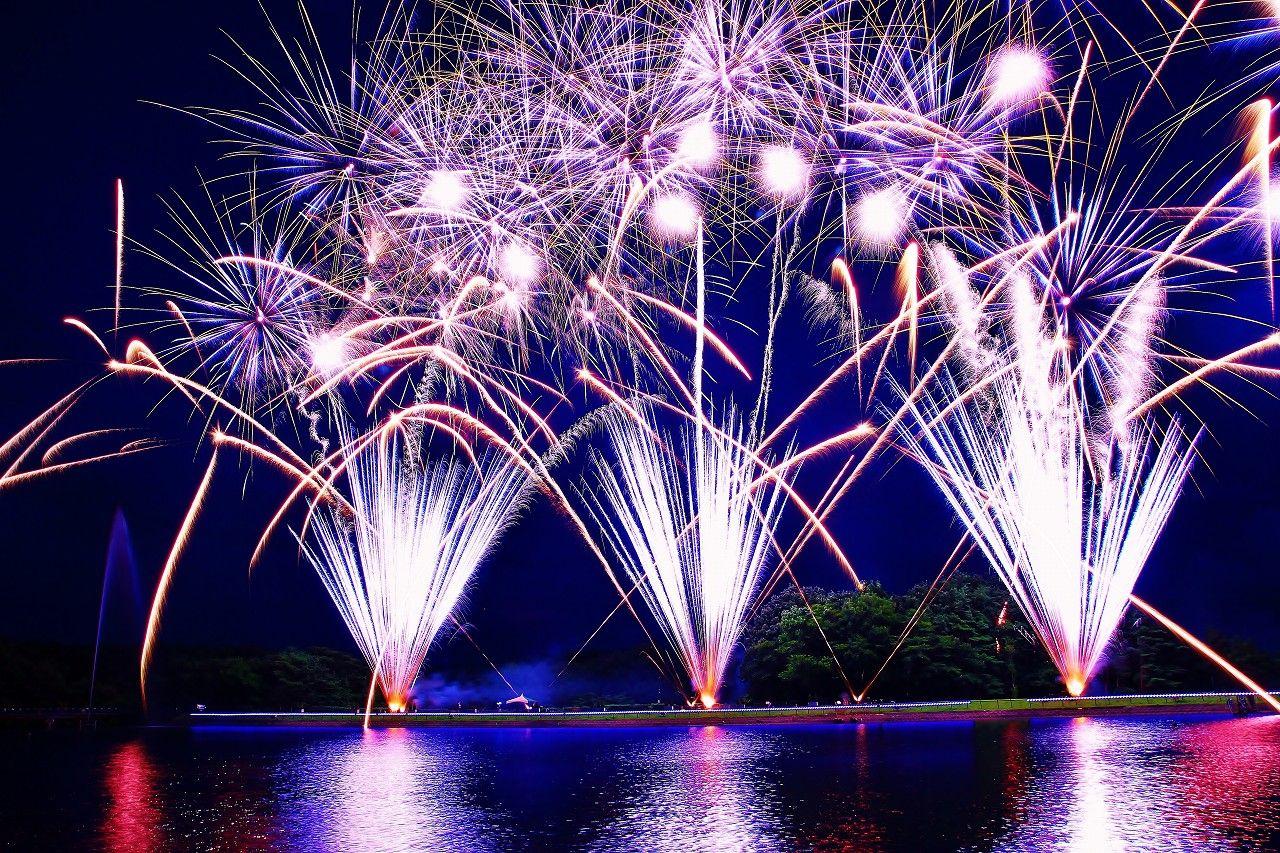 【素敵】6月1日、コロナ収束を願い全国で花火を一斉に打ち上げる模様!打ち上げ場所は秘密w